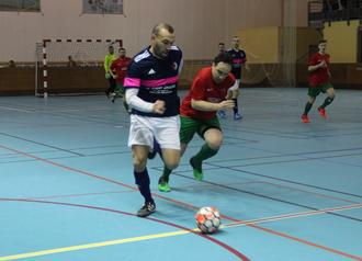 finale coupe nationale Futsal
